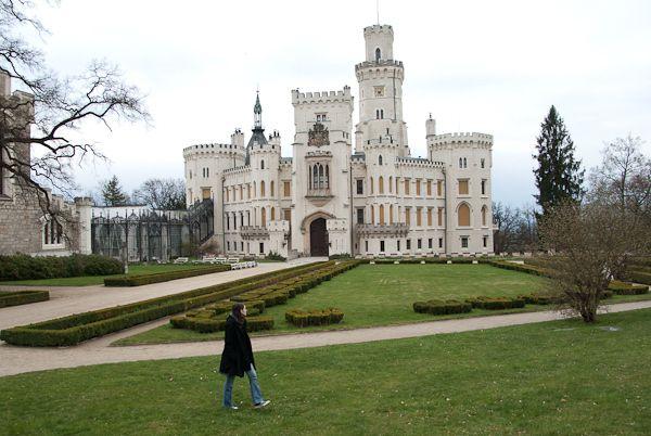 nad vltavou castle - photo #17