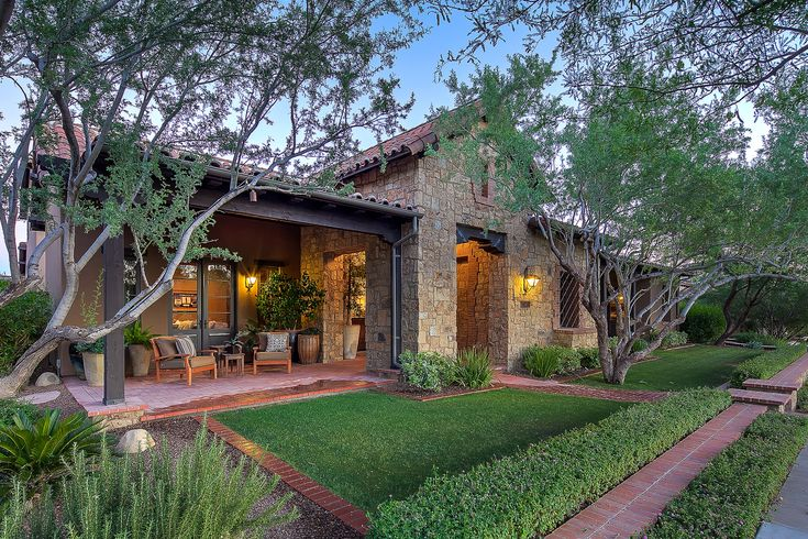 9 best scottsdale real estate listings images on pinterest for Scottsdale homes for sale with guest house
