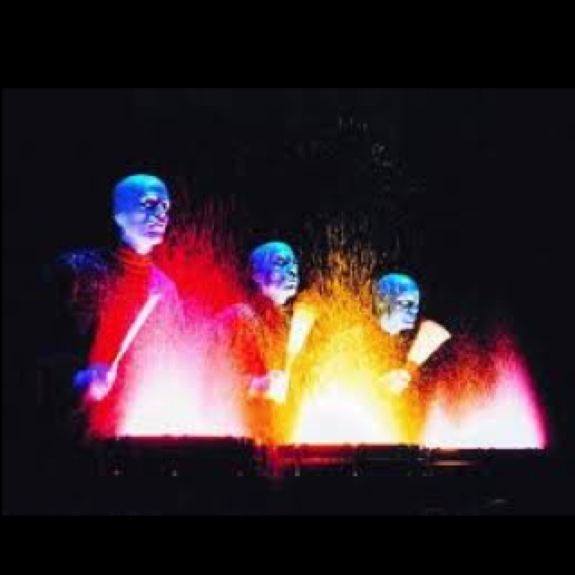Blue Man Group Percussion 83