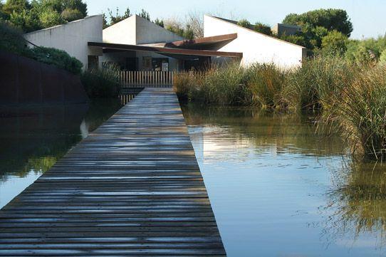 Barcelone, Catalogne (Esp.) • Architectes-paysagistes : C. Ferrater, J.-Lluis Canosa, B. Figueras, A. Bossy, J. Pedrola, 1995 • (Pdv 2009)