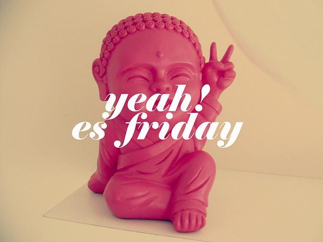 we love fridays!, via Flickr.
