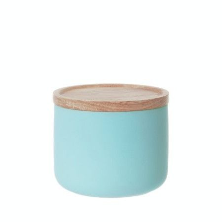 LET LIV - Small Kitchen Canister in Mint