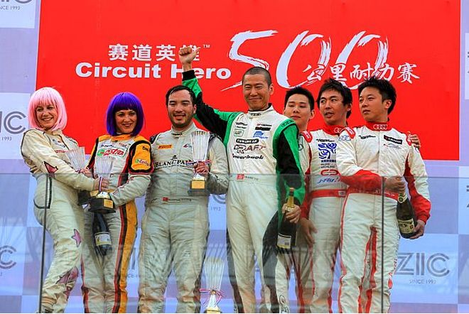 #TBT #Zuhai 500 Km Endurance Race, p2 over all with @val_Albanese!!