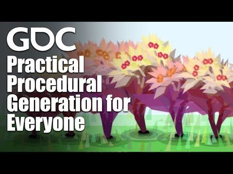 (1) Practical Procedural Generation for Everyone - YouTube