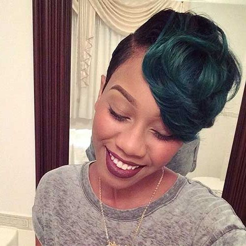 BEST SHORT HAIRCUT WITH UP DO AFRICAN AMERICAN