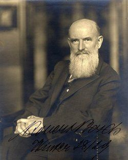 Robert August Bosch, industrialist, engineer, inventor, founder Robert Bosch GmbH