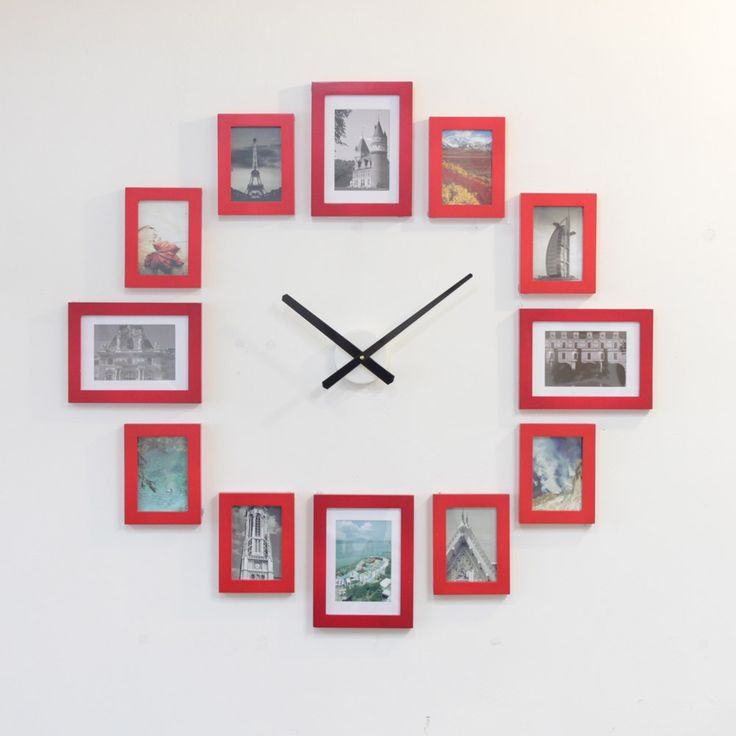 picture frames wall on pinterest picture frame walls clock and