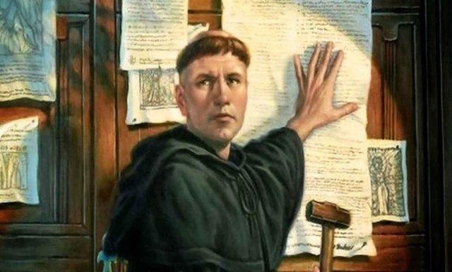 3 Puntos En Los Que Martin Lutero Contradijo A La Iglesia Catolica | Restablecidos