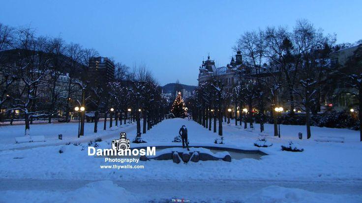 Smetana Park Karlovy Vary