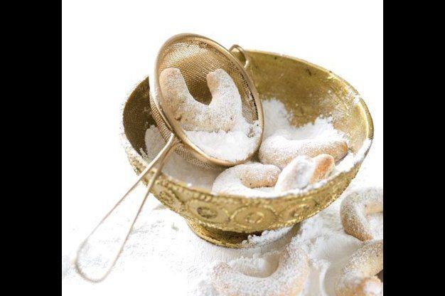 Vanilkové rohlíčky | Apetitonline.cz