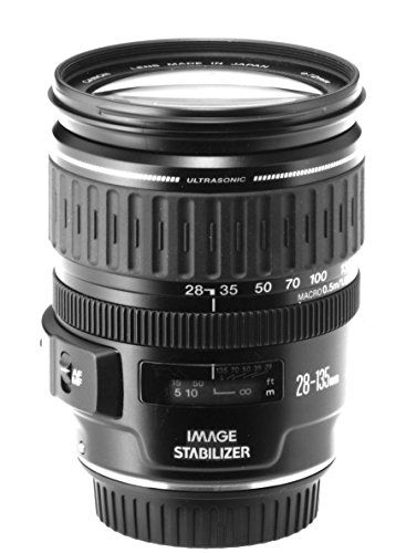 Canon 2562A002 EF 28-135mm f/3.5-5.6 IS USM Standard Zoom Lens for Canon SLR Cameras  http://www.lookatcamera.com/canon-2562a002-ef-28-135mm-f3-5-5-6-is-usm-standard-zoom-lens-for-canon-slr-cameras/