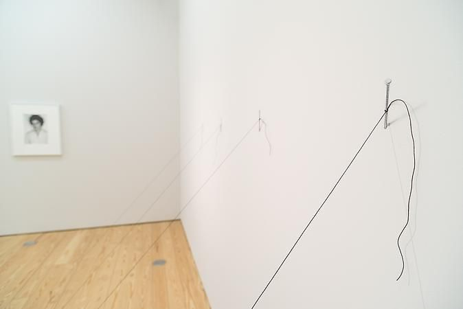 Liliana Porter, The Square and Other Early Works, Installation view, 2013.