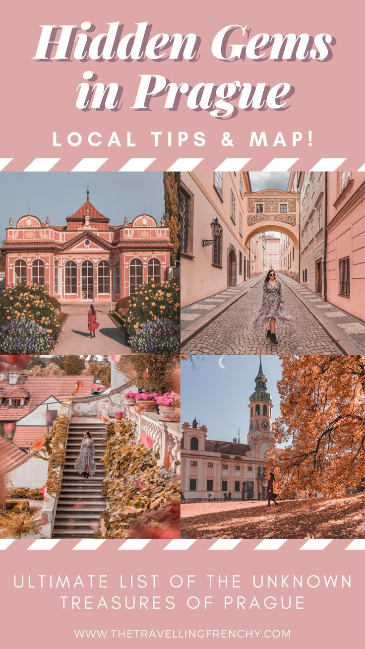 Top Hidden Gems in Prague