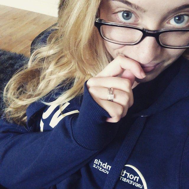 @miss_vicki_howe via Instagram | Northumbria University | #IWANTNU | Hoodie