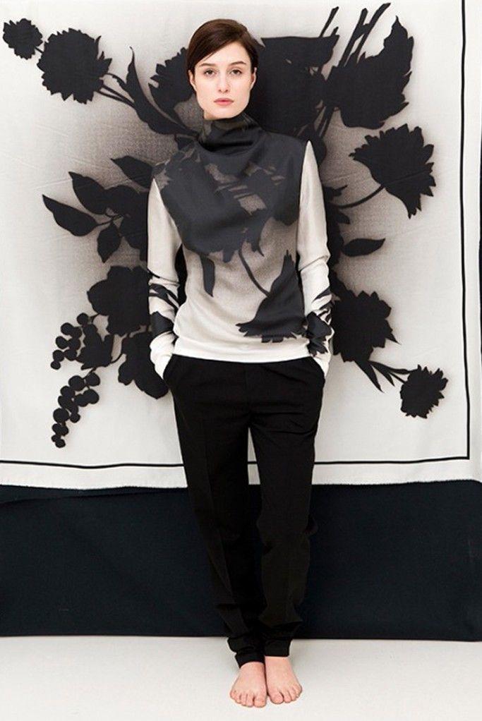 Lutz Huelle RTW Fall 2014 - Slideshow - Runway, Fashion Week, Fashion Shows, Reviews and Fashion Images - WWD.com