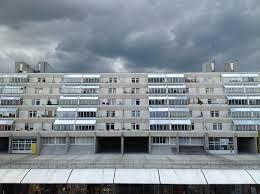 Brunswick Centre - Bloomsbury 1972 - Patrick Hodgkinson