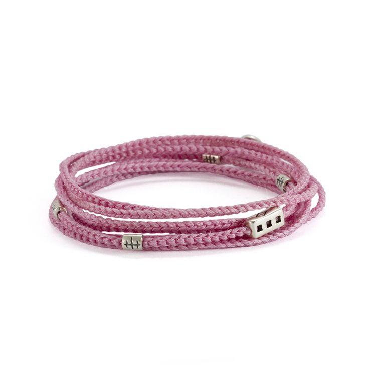 WRAPS BABYLONIA Z1-pink