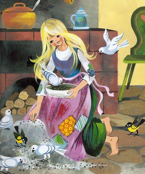 Cinderella' by Gisela Gottschlich
