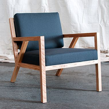 Gus  Modern Truss Chair   Inspired by the work of the Sarasota School of  Architecture and at home in both modern and traditional spaces  this mid  century. 16 best images about DIY midcentury modern furniture on Pinterest