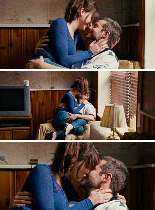 This kind of love, genuinely the love I have for my husband! Silver Linings Playbook