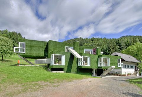 Green to the point of absurdity | Architecture at Stylepark