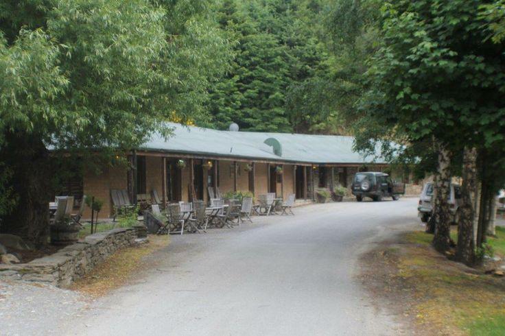 Danseys Pass Coach Inn built 1862
