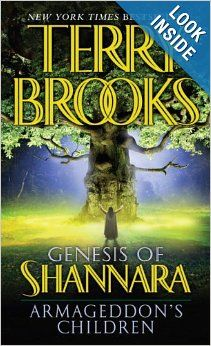 Armageddon's Children (The Genesis of Shannara, Book 1) by Terry Brooks