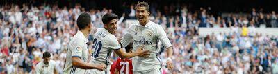 Cronica : Real Madrid 4 - 1 Sevilla :Despedimos el Bernabeu a lo grande