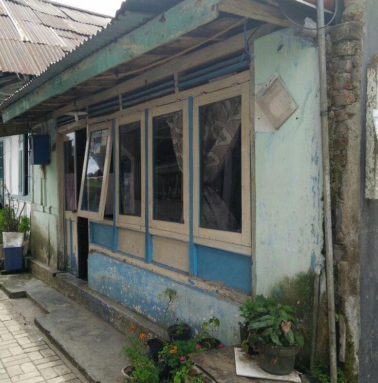Dijual Rumah Tua Di Tengah Kota Wonosobo