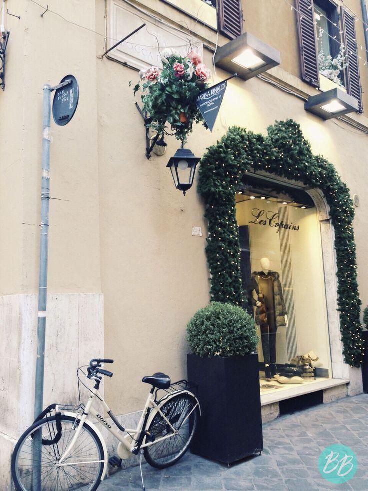 Roma, Via Borgognona