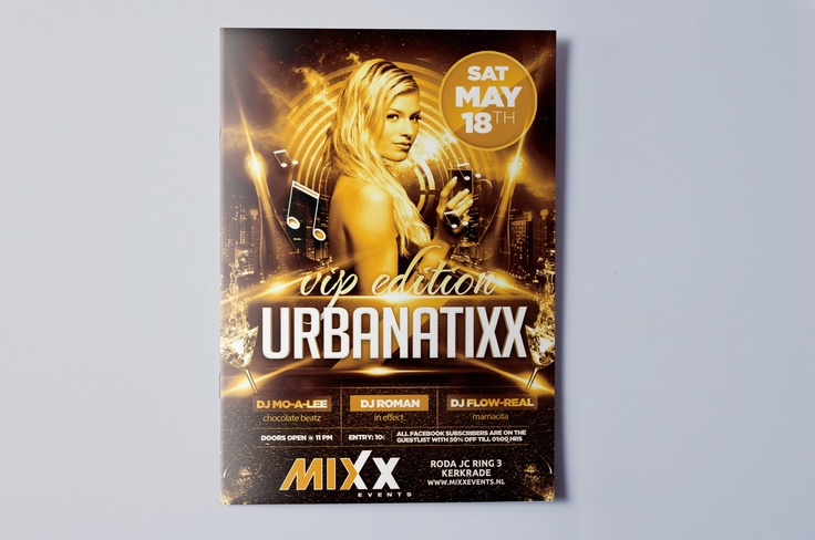 Poster Urbanatixx