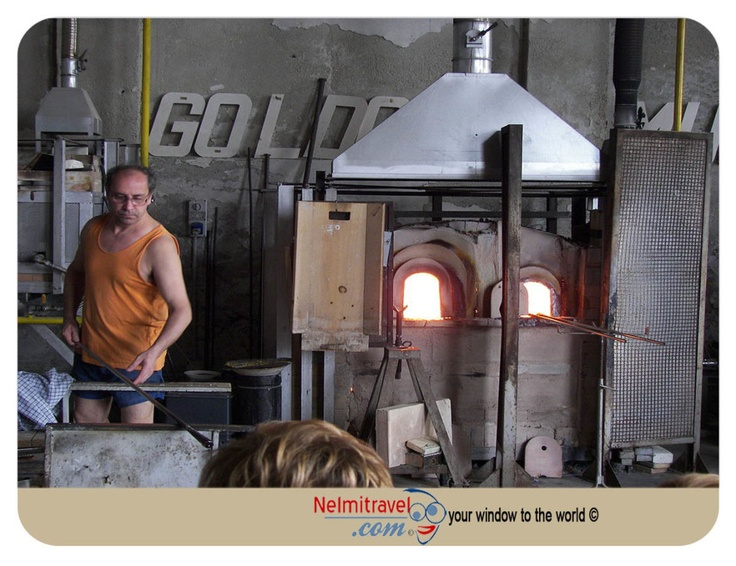Glassblowing demonstration in Venice.  http://nelmitravel.com/glassblowing-venice/