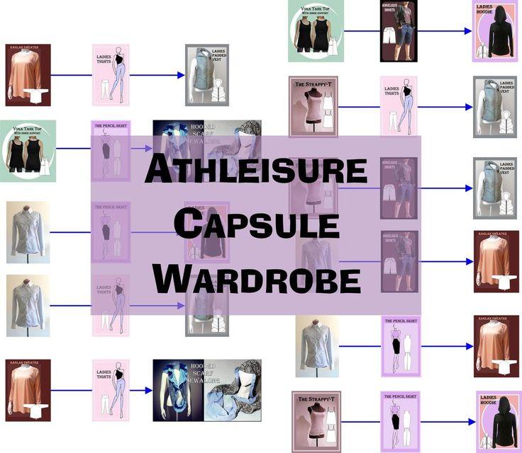 Athleisure Capsule Wardrobe