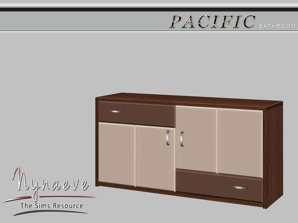 NynaeveDesign's Pacific Heights Sidetable
