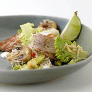 """""""Fried Rice"""" met Finettes, chili en groene bloemkool"""