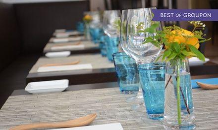 Déjeuner ou dîner gastronomique - Restaurant Restaurant Poseidon by Keisuke Matsushima à Nice