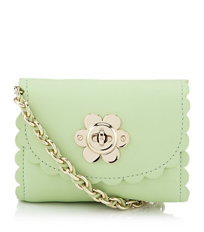 Perfect purse for the garden party! #mulberry #love #garden #green #slinks