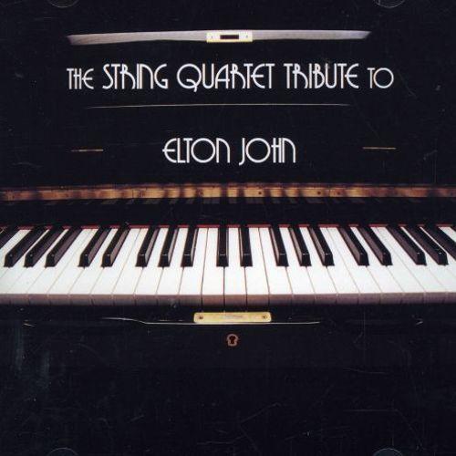 The String Quartet Tribute to Elton John [CD]