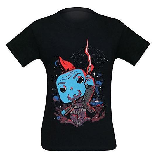 Funko Pop! Marvel Guardians of the Galaxy Yondu I'm Mary Poppins Y'all T-Shirt (affiliate link)