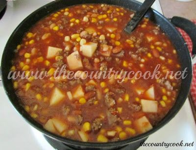 The Country Cook: Brunswick Stew