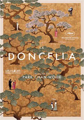 SUDANDO CINE: LA DONCELLA (THE HANDMAIDEN) (Park Chan-wook, 2016...