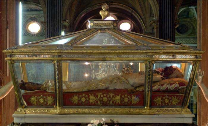 (Caterina Fieschi Adorno)Born at Genoa in 1447, died at the same place 15 September, 1510. The life of St. Catherine of Genoa may be more properly described as a state than as a life in the ordinary sense. When about...