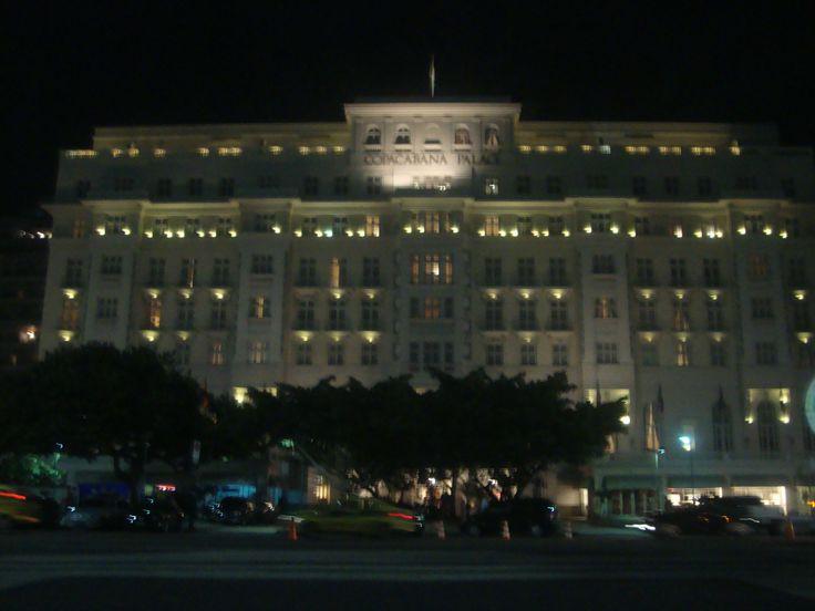 Hotel Copacabana Palace, Rio de Janeiro/RJ - Brasil