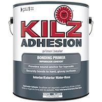 Kilz Adhesion High-Bonding Interior Latex Primer/Sealer, White