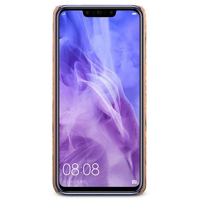 Huawei Nova 3 Woody Patterned Back Case Huawei Phone Screen Protector Phablet