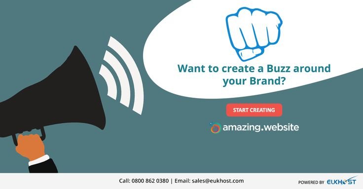 Start Building your Website Today for Free