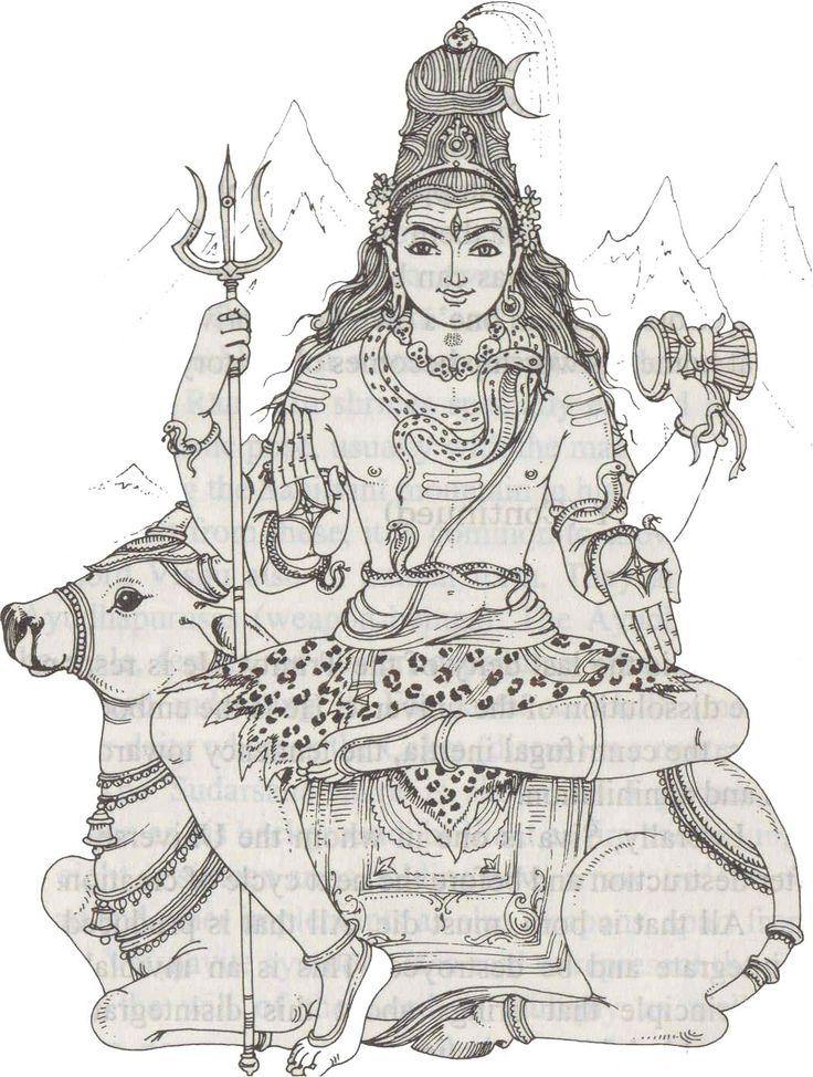 Hindu God - Shiva
