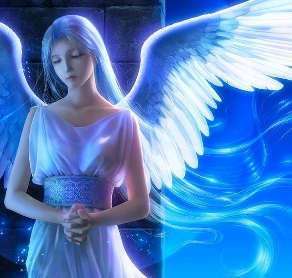 angel painting images | Beautiful Images Angel