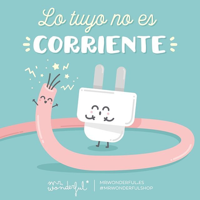 Tienes algo que te hace especial y ¡me gusta! #mrwonderfulshop There is something about you that is just not normal. There is something that makes you special and I love it!