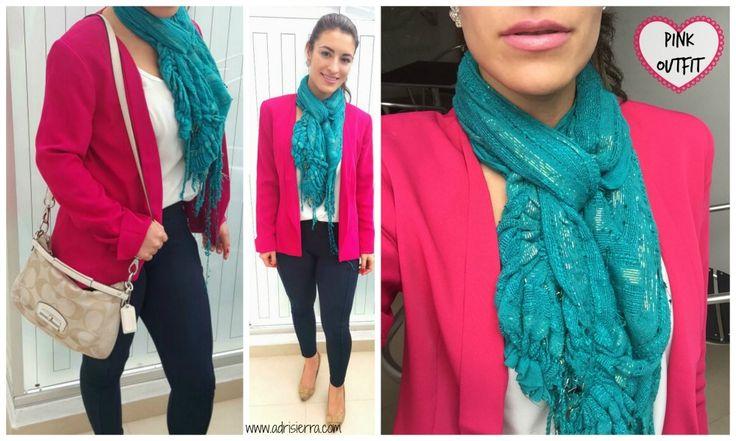 outfit rosado